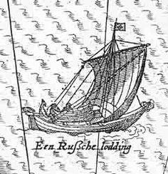 """""""Een Russche Lodding"""", motif sur une carte hollandaise                    -  http://cs316728.vk.me/v316728463/7df7/j3A_RLNaGok.jpg"""