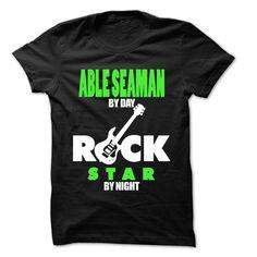 Able seaman Rock... Rock Time ... 99 Cool Job Shirt !