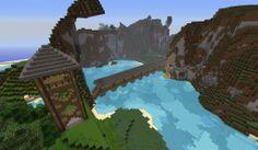 Minecraft Farm - Imgur