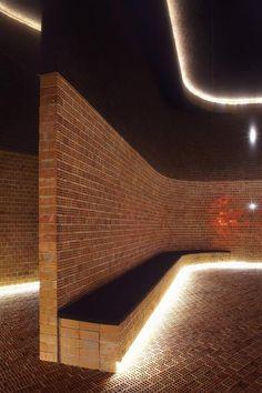 Una forma muy original de ocupar el tabique / MAB Architects - Noticias de Arquitectura - Buscador de Arquitectura