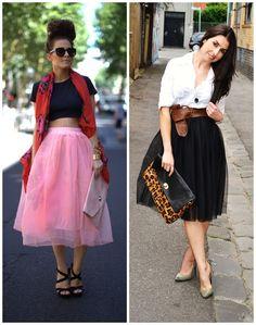 1e383fdf9eb street fashion tutu tul Faldas De Tutu