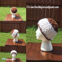 A personal favorite from my Etsy shop https://www.etsy.com/listing/398782181/handmade-gifts-crochet-beanie-mens