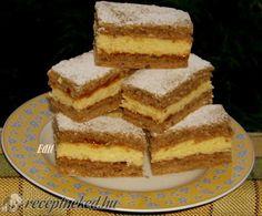 Érdekel a receptje? Kattints a képre! Hungarian Recipes, Hungarian Food, Winter Food, Tiramisu, Cooking Recipes, Sweets, Snacks, Ethnic Recipes, Desserts