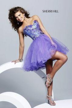 Cool Prom Short Dresses Sherri Hill... Check more at http://24store.tk/fashion/prom-short-dresses-sherri-hill/