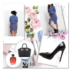 """""""SheIn IV/4"""" by m-sisic ❤ liked on Polyvore featuring Christian Dior, Sephora Collection and Karlsson"""