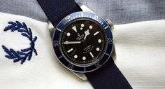 A weekend on the wrist with the TUDOR Heritage Black Bay Blue