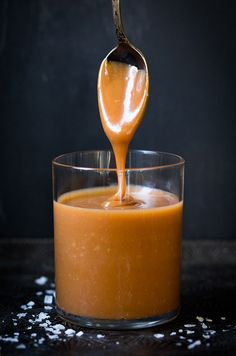 Salted Caramel Sauce (with Step by Step Pictures)