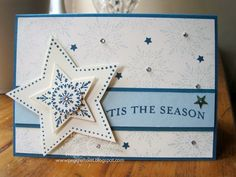 Stampin Up UK Demonstrator UK Pegcraftalot Order Stampin Up HERE: Many Merry Stars Stampin' Up! Supplement