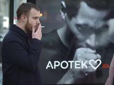 A svéd lelemény nikotintapaszokat ajánl a füstölés helyett.