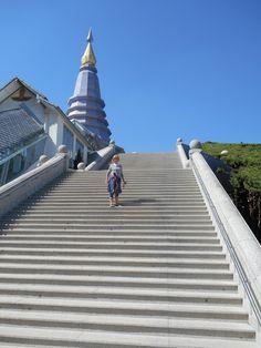 Queen's chedi (stupa) - Doi Inthanon National Park