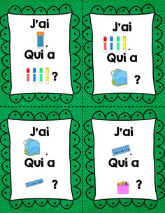 FRENCH Word Study GAMES/ Jeux d'étude de mots RENTRÉE Teaching French Immersion, French Numbers, Learning A Second Language, French Grammar, Core French, French Classroom, French School, French Teacher, French Lessons