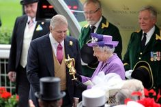Prince Andrew Photos: Ladies Day at the Royal Ascot Racecourse — Part 6