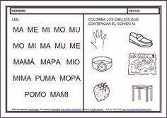 Resultado de imagen para trabajos de escritura para niños de preescolar