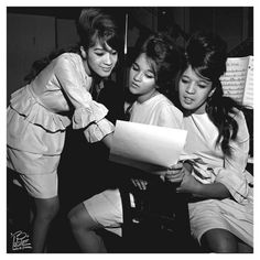 "The Ronettes    		The Ronettes were a girl group of the 1960s from New York City, best known for their work with producer Phil Spector. They consisted of lead singer Veronica Bennett (a.k.a. Ronnie Spector), her sister Estelle Bennett, and their cousin Nedra Talley. Their defining album is Presenting the Fabulous Ronettes Featuring Veronica from 1963, and their most famous songs include ""Be My Baby"", ""Baby, I Love You"", ""(The Best Part of) Breakin' Up"", and ""(Walking) in the Rain""."