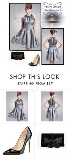 """HarryDress 3"" by julyete ❤ liked on Polyvore featuring Ann Taylor and harrydress"