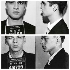 Brendon Urie recreated Frank Sinatra's mug shot. This is awesome.