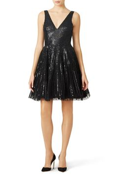 Rent Black Theater Dress by Parker for $75 only at Rent the Runway.