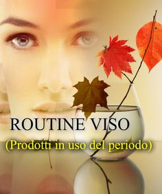 Video sul canale: https://www.youtube.com/watch?v=ST7Z1Y_Skr4  Articolo sul blog: http://danyshobbies.blogspot.it/2014/11/routine-viso-del-periodo.html