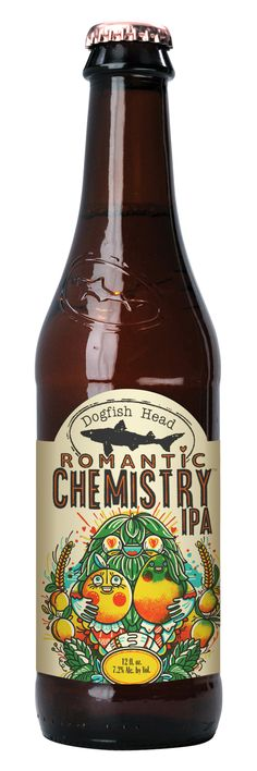 Dogfish Head - Romantic Chemistry IPA