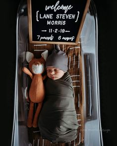 Welcome to the world Lane Steven Morris! Newborn Baby Photos, Newborn Baby Photography, Newborn Pictures, Baby Boy Newborn, Newborn Photographer, Baby Baby, Baby Hospital Pictures, Baby Boy Pictures, Baby Announcement Pictures