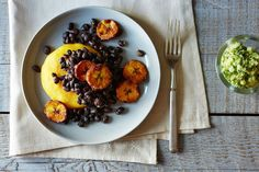 Vegetarian Arepas with Avocado and Plantains, a recipe on Food52