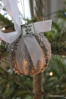 Blomkje en Wenje: Riviera Maison Christmas ornament