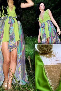 Anca Oniga Ludmila`s Dress
