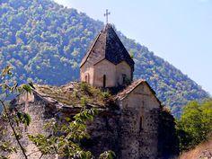 Yerits Mankants Monastery, Martakert region, Artsakh (September, 2015)