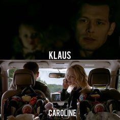 Caronline Klaus From Vampire Diaries, Vampire Diaries Poster, Vampire Diaries Wallpaper, Vampire Diaries Quotes, Vampire Diaries The Originals, Alaric And Caroline, Caroline Forbes, Fangirl Book, Netflix