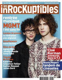 MGMT | Les Inrocks, septembre 2013