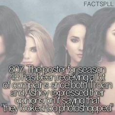Pretty Little Liar Fact