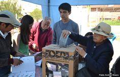 Elecciones en Bolivia se realizan en calma
