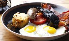 London's Best Brunches American Breakfast, Travel Uk, Brunches, London England, Foodies, Waffles, Tasty, Drink, Recipe