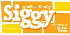 Siggy by Typogama on Creative Market