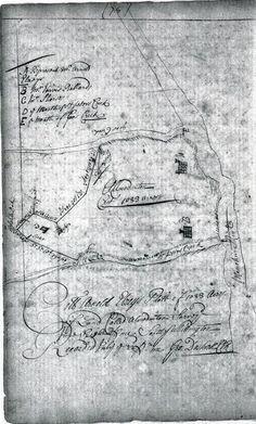 Almodington June 1720