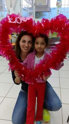 Mamãe e Leticia