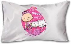 Bebee ve Kedi Kendin Tasarla - Yastık 45 x 27 x 10 cm