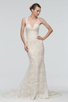 Watters Brides Georgia Gown
