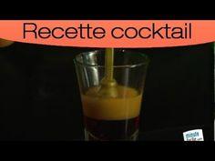 Pour faire un cocktail Tagada Orange, vous avez besoin de jus d'orange, de sirop de fraise, de vodka, de fraises Tagada, d'une rondelle d'orange et de glace....