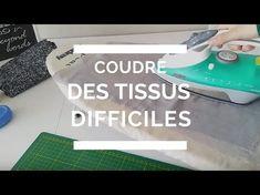 Astuces pour coudre des tissus difficiles - Modesty Couture le Blog