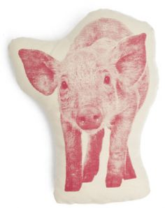 just read a tutorial on image transfer! love the pig!