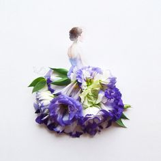 LimZhiWei-Beautifull-Illustrations-using-Real-Flowers-10