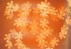 Photography DIY: how to make your own bokeh shapes | How About Orange