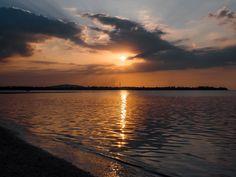 Die schönsten Sonnenuntergänge findet ihr auf Bali. Padang, Kuta, Lombok, Ubud, Dream Big, Strand, Celestial, Sunset, Future