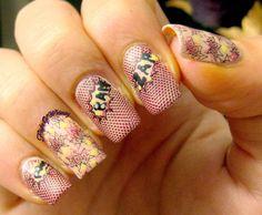Comic Book Nails #flightofwhimsy #nailart #nails  - bellashoot.com