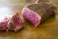 Diet Recipes, Cooking Recipes, Japanese Food, Steak, Pork, Food And Drink, Sweets, Beef, Baking