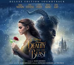 Beauty And The Beast (2017) Soundtrack - Album Art