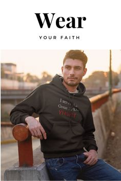 Comfortable made in the USA Tee Shirts and hoodies that declare your faith. Grunge Fashion, Boho Fashion, Autumn Fashion, Vintage Fashion, Toddler Boy Gifts, Gifts For Boys, Country Boyfriend Gifts, Custom Tee Shirts, Funky Outfits