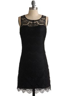 Dance Till Dawn Dress   Mod Retro Vintage Dresses   ModCloth.com