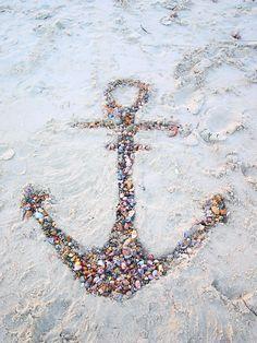 Anclados en cualquier playa